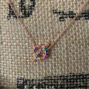 Peloton Pride Necklace